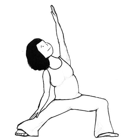 Reverse Warrior Yoga Pose-Viparita Virabhadrasana